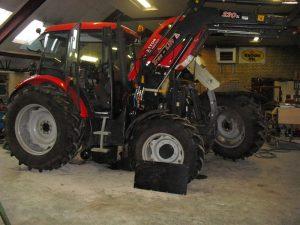 Reparatie tractor Assen