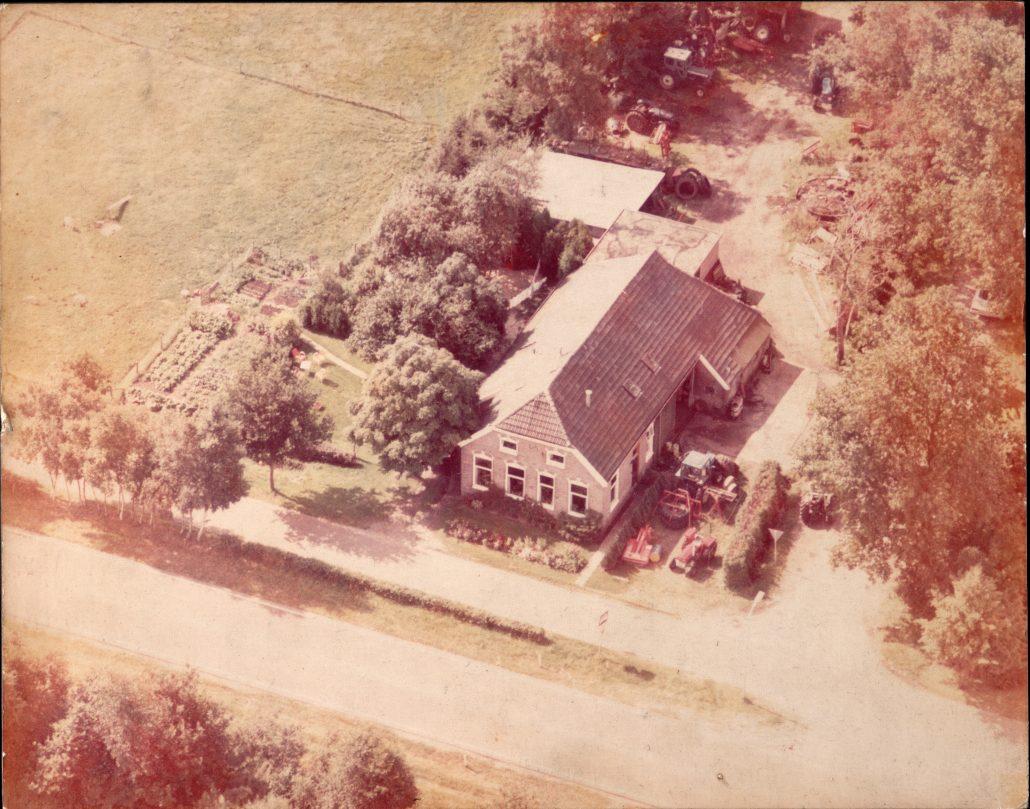 Situatie in 1978